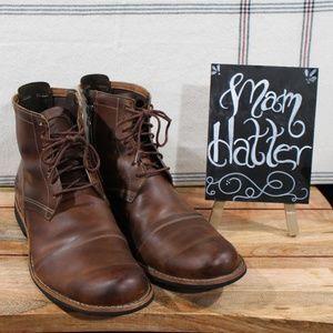 Timberland Earthkeeper City Boots 19558 Side Zip